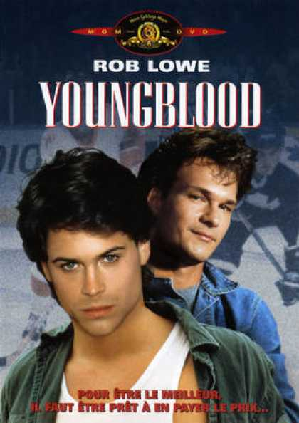 French DVDs - Youngblood