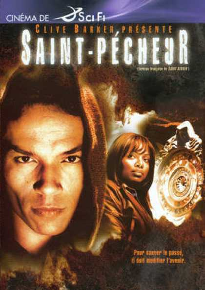 French DVDs - Saint Pecheur