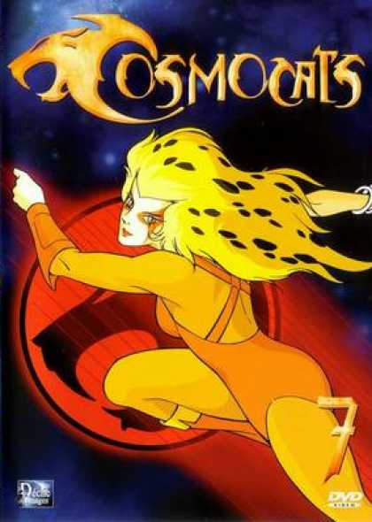 French DVDs - Thundercats Volume 7