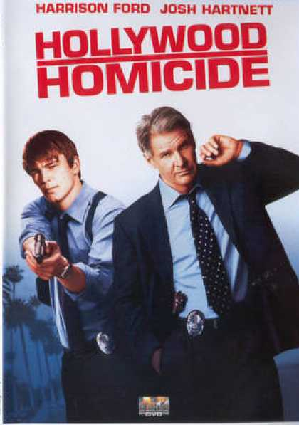 French DVDs - Hollywood Homicide