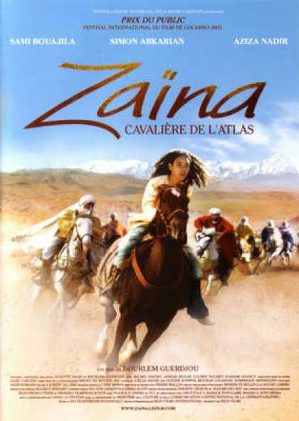 French DVDs - Zaina Cavalière De L Atlas