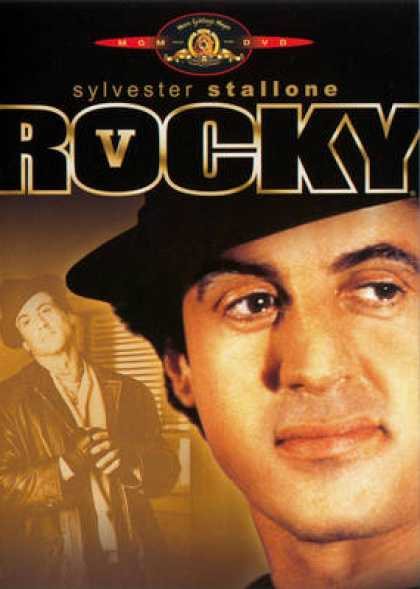 French DVDs - Rocky 5