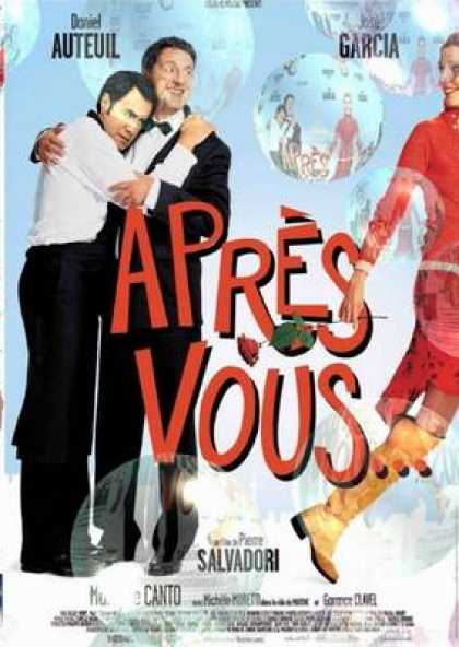 French DVDs - After You