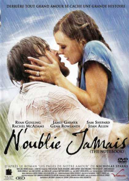 French DVDs - The Notebook