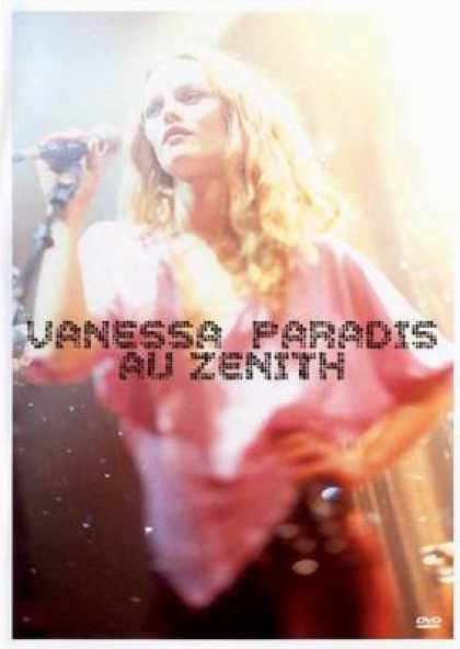 French DVDs - Vanessa Paradis