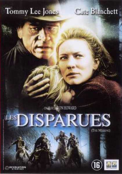 French DVDs - The Missing