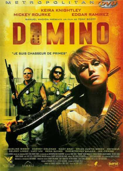 French DVDs - Domino