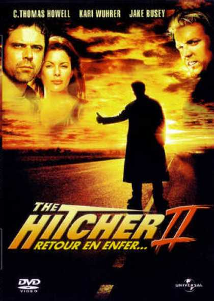 French DVDs - The Hitcher 2