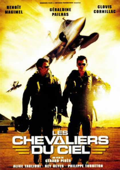 French DVDs - Les Chevaliers Du Ciel