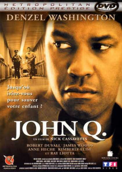 French DVDs - John Q