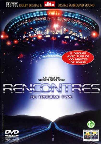 French DVDs - Close Encounters