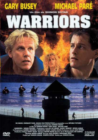 French DVDs - Warriors