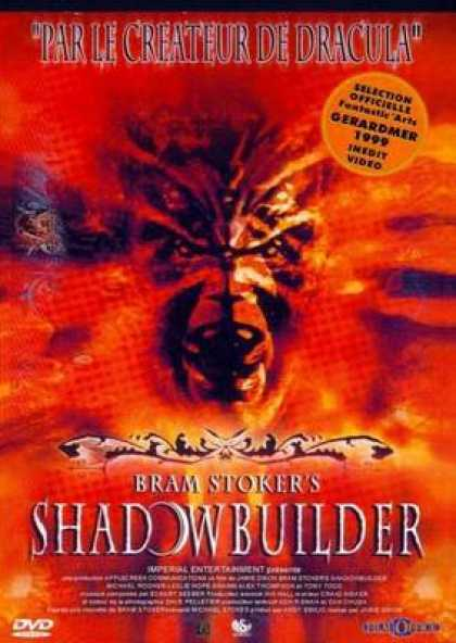 French DVDs - Shadow Builder