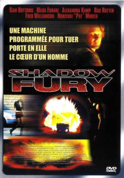 French DVDs - Shadow Fury