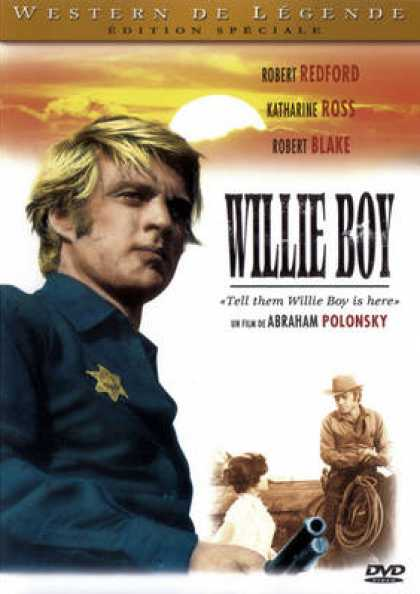 French DVDs - Willie Boy