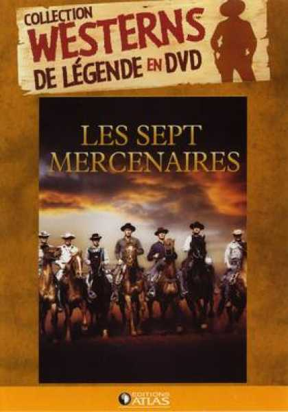 French DVDs - Les Sept Mercenaires
