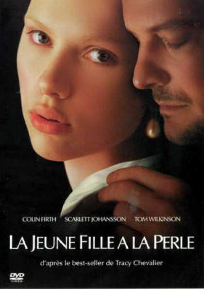 French DVDs - La Jeune Fille A La Perle