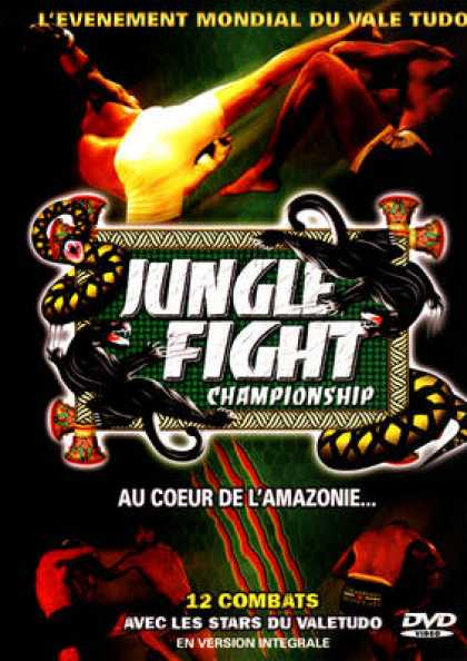 French DVDs - Jungle Fight