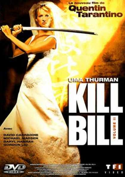 French DVDs - Kill Bill 2
