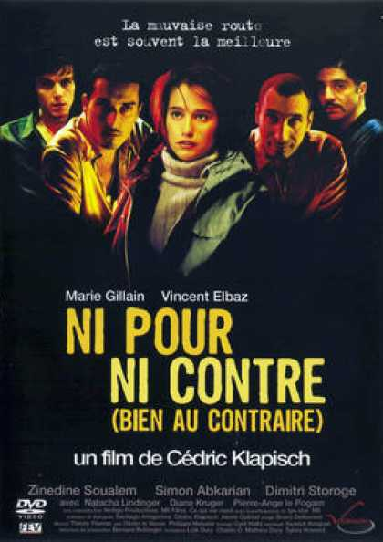 French DVDs - Ni Pour Ni Contre