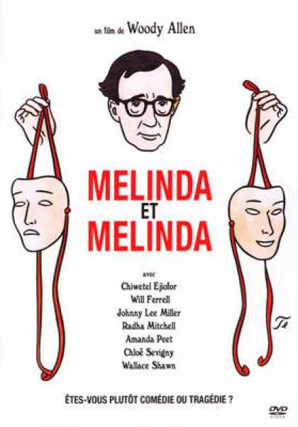 French DVDs - Melinda And Melinda