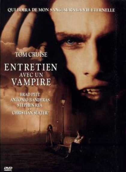 French DVDs - Interview With The Vampire
