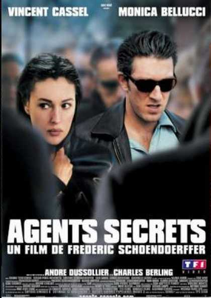 French DVDs - Secret Agents