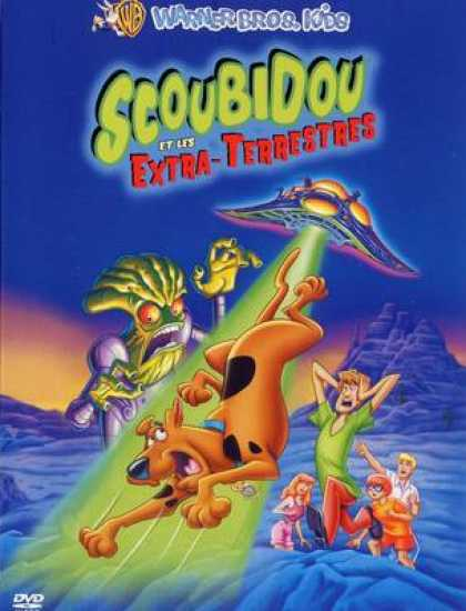 French DVDs - Scoubidou Et Les Extra Terrestres