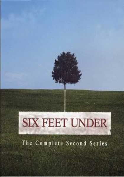 French DVDs - Six Feet Under Season 2