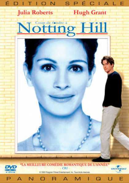 French DVDs - Notting Hill