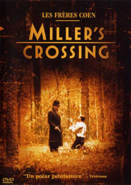 French DVDs - Miller's Crossing
