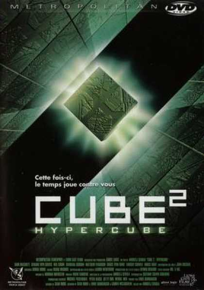 French DVDs - Cube 2