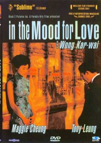 French DVDs - In The Mood For Love