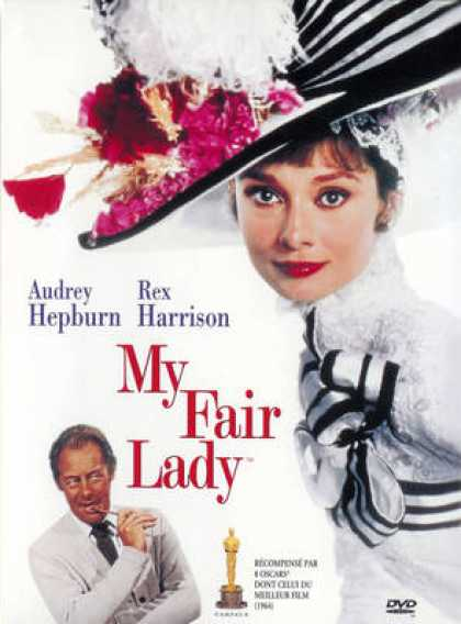 French DVDs - My Fair Lady