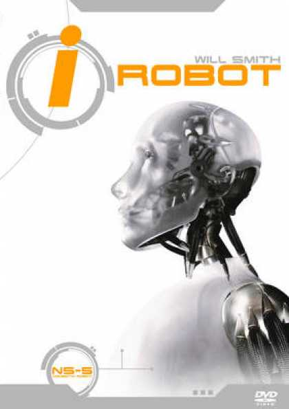 French DVDs - I, Robot