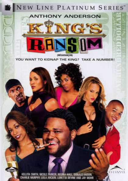 French DVDs - King's Ransom
