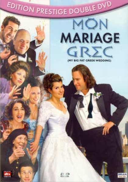 French DVDs - Mon Mariage Grec