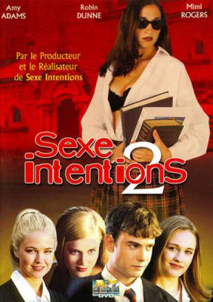 French DVDs - Sexe Intentions 2