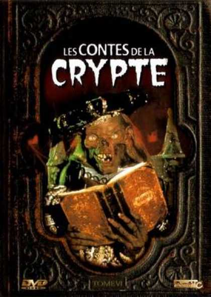French DVDs - Tales From The Crypt Vol.6