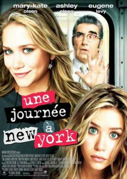 French DVDs - New York Minute