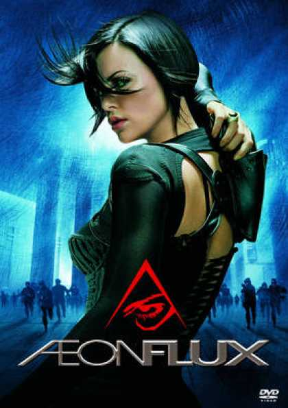 French DVDs - Aeon Flux