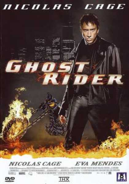 French DVDs - Ghost Rider