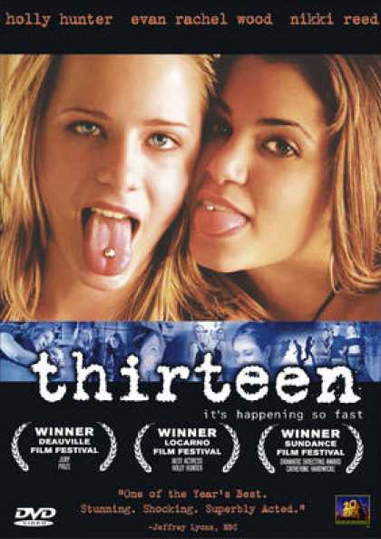 French DVDs - Thirteen