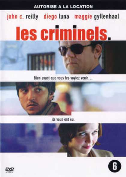 French DVDs - Les Criminels