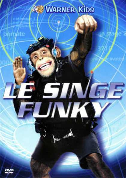 French DVDs - Le Singe Funkie