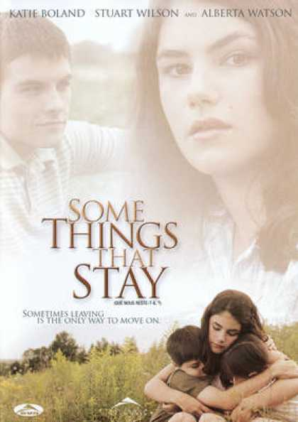 French DVDs - Some Things That Stay
