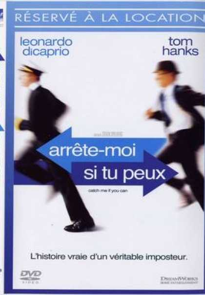 French DVDs - Catch Me If You Can Special