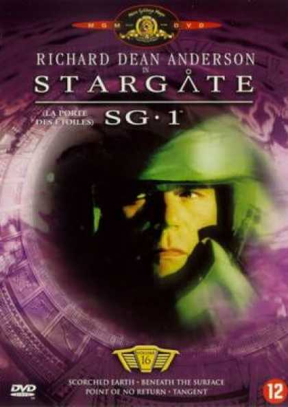 French DVDs - Stargate Sg 1 Vol 16