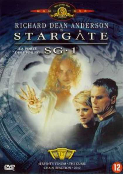 French DVDs - Stargate Sg 1 Vol 17