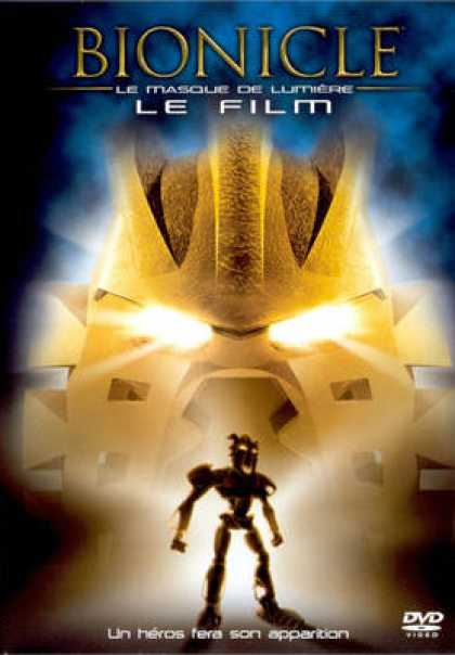 French DVDs - Bionicle